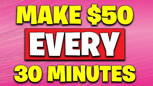 Earn $50 Every 20 Minutes TYPING CAPTCHAS Make Money Online