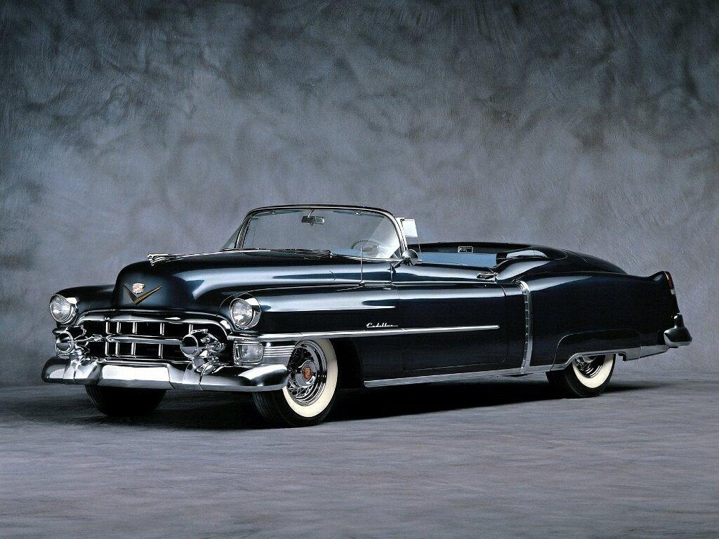 Plays Sports: Cadillac Eldorado Newpic