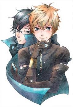 Heart Stealer Manga