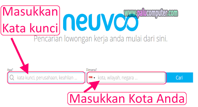 mesin pencari pekerjaan indonesia