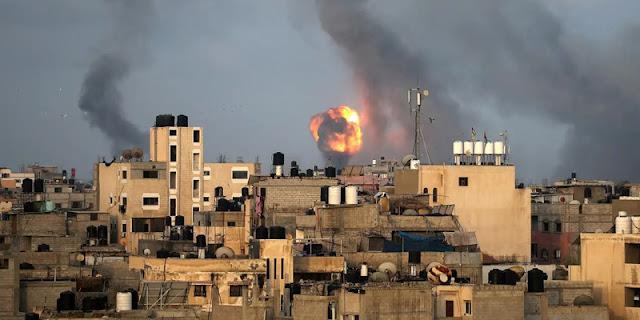 Bersama PBB, Rusia Desak Israel dan Palestina Hentikan Konflik