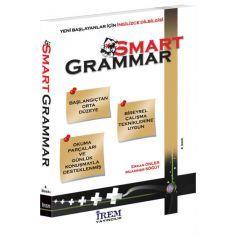 İrem Yayıncılık Smart Grammar (Yeni Başlayanlar İçin İngilizce Dilbilgisi)