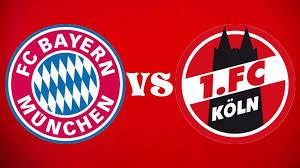 مشاهدة مباراة بايرن ميونخ و كولن بث مباشر الاحد 22-08-2021 الدوري الالماني
