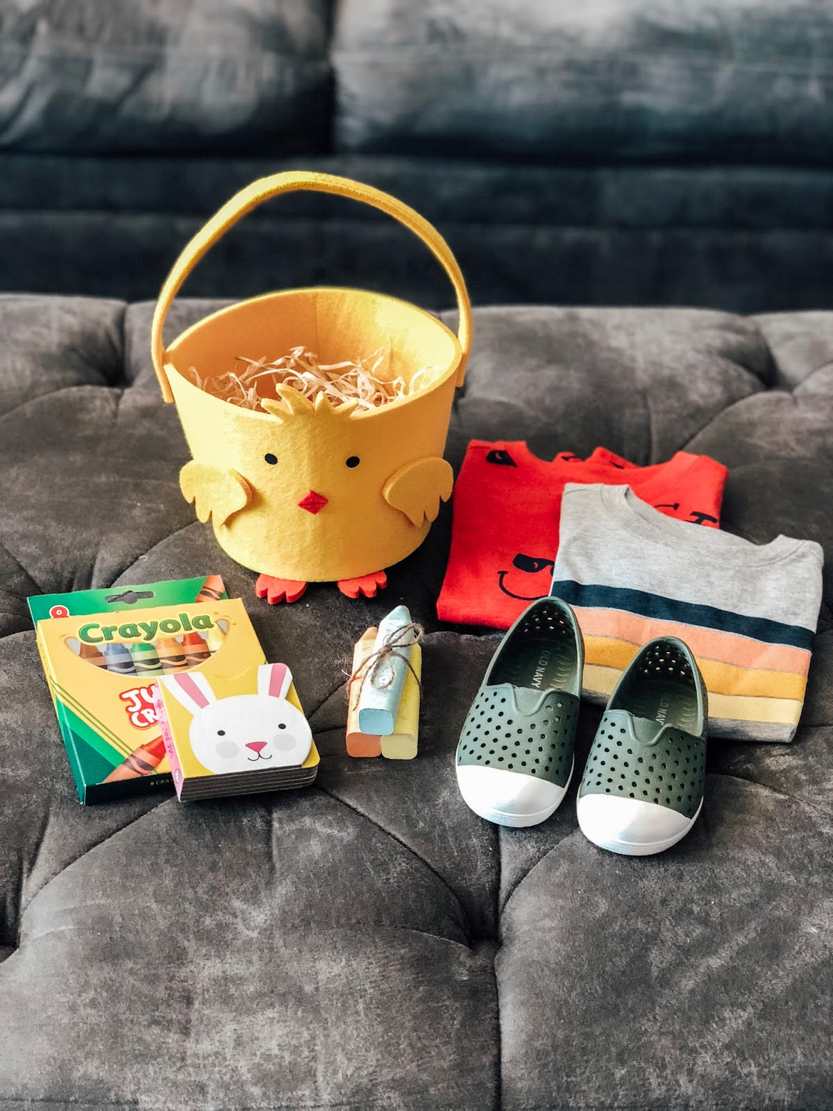 Easy and inexpensive Easter basket ideas