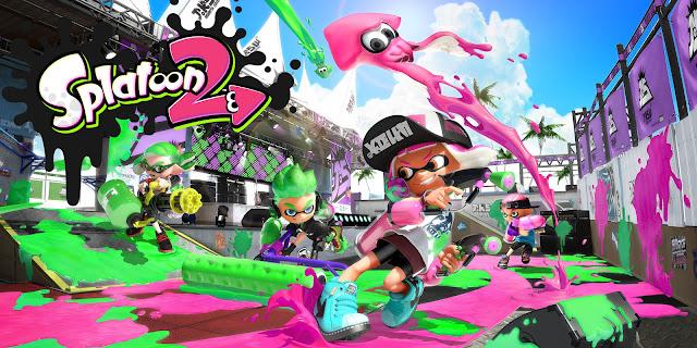 Nintendo presenta el Tiburódromo, nuevo mapa de Splatoon 2