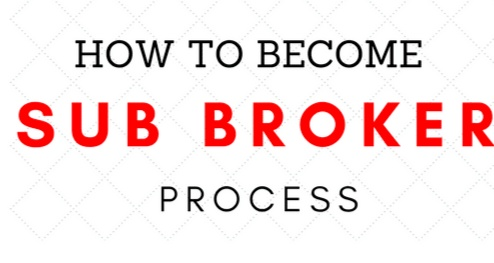 How to become a sub broker