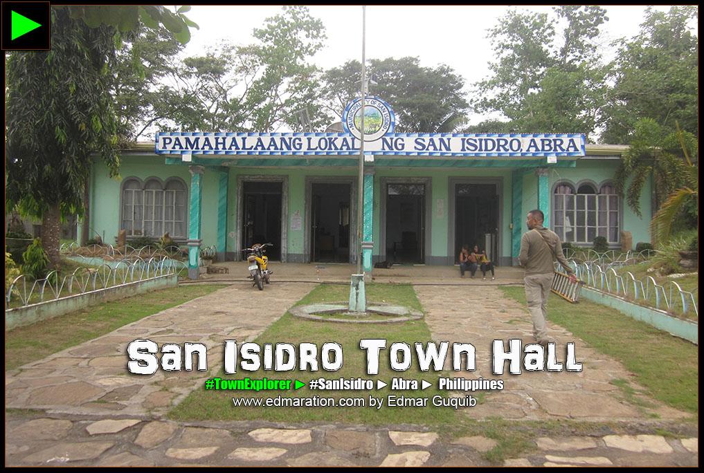 SAN ISIDRO ABRA TOWN/MUNICIPAL HALL