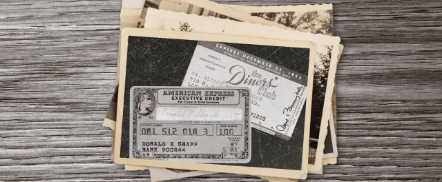 history of credit cards diners card