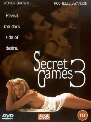 Poster Of (18+) Secret Game 3 (1994) DVDRip Dual Audio