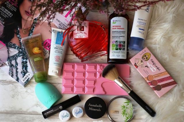 Ulubieńcy stycznia - pielęgnacja, makijaż i akcesoria