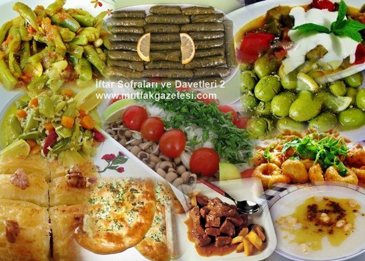 iftar daveti www.mutfakgazetesi.com