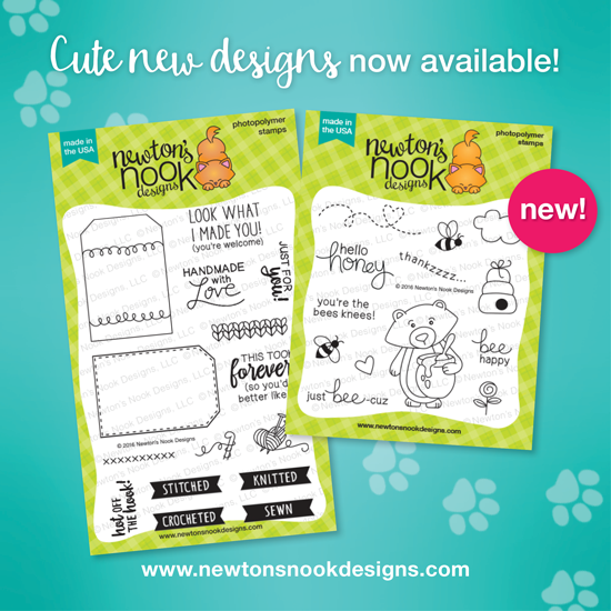 April 2016 New products  | Newton's Nook Designs #newtonsnook