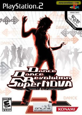 Dance Dance Revolution SuperNOVA (PS2) 2006