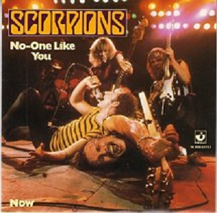 Scorpions-No one like you MP3