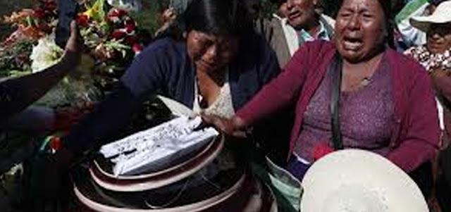Cochabamba: Desquiciado atropelló y mató a su mujer con un camión