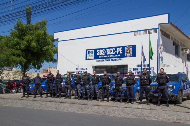 Santa Cruz do Capibaribe tem redução nos índices de crimes nos primeiros dois meses do ano