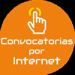Convocatorias por Internet