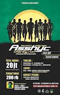Asshyc Charity Run • 2021
