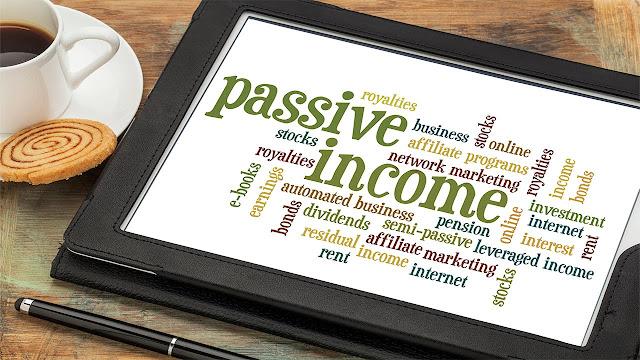 5 Cara Mendapatkan Passive Income Dari Website