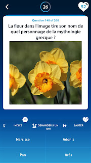 Jeux de Quiz Mythologie Screenshot3