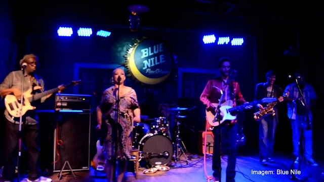 The Blue Nile, Nova Orleans
