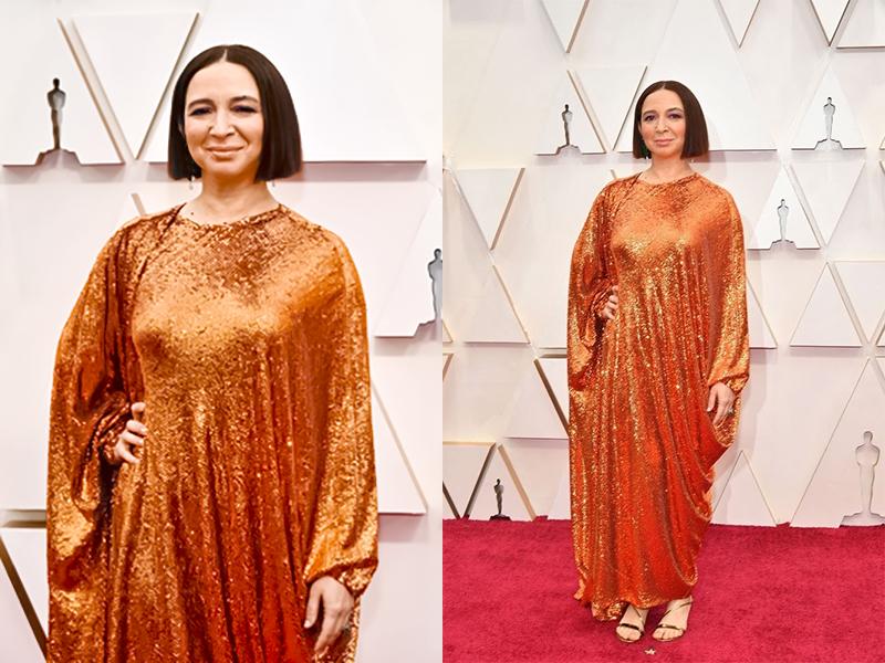 Maya Rudolph The Oscars 2020