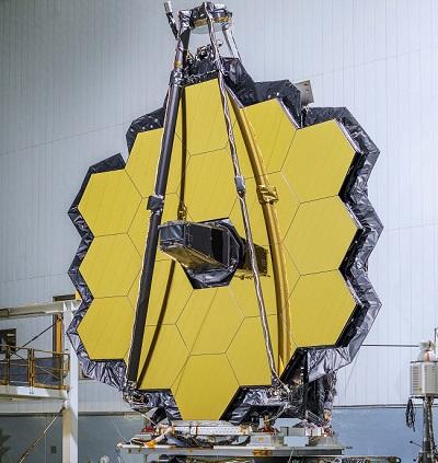 Telescopio James Webb/NASA/Reprodução