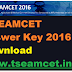 TS EAMCET Answer Key 2016 Download www.tseamcet.in