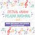 Festival Hadroh Pelajar Nasional 2018 | MKKS SMP Negeri dan Swasta Dinas Pendidikan Kabupaten Banyuwangi