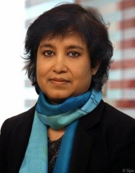 Taslima Nasrin - Bangladeshi Feminist & Exiled Author