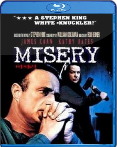 Misery [1990] [BD25] [Español Latino – Castellano]