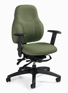 Global Tri Tek Ergo Chair