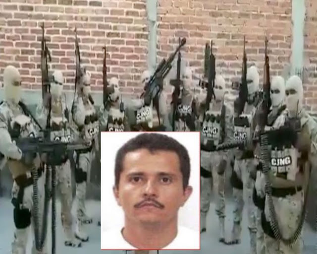 Juan Carlos Valencia El JP , el narco que dice ser el único hijo de El Mencho activo, él podría quedarse con el CJNG