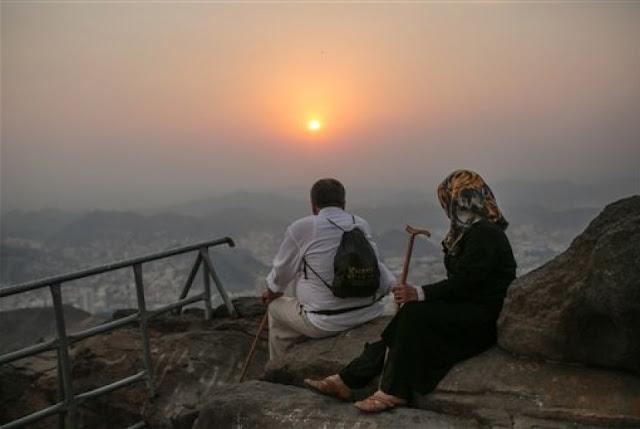 Napak Tilas Ke Gua Hira, Tempat Nabi Muhammad Menerima Wahyu Pertama Kali