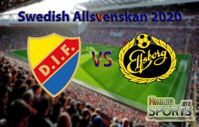 Djurgarden Vs Elfsborg Preview Prediction Live Score Swedish Allsvenskan 2020