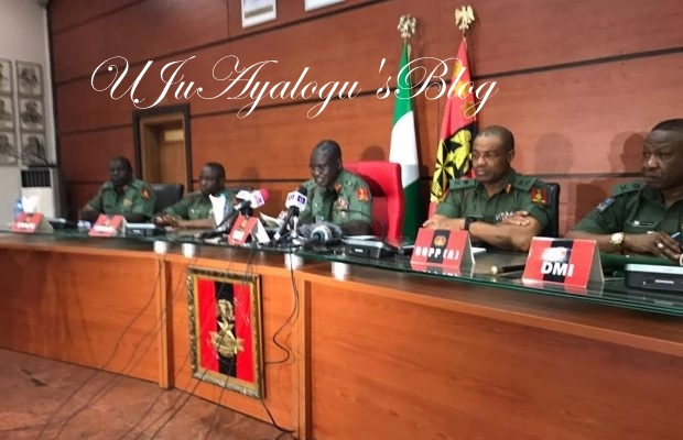Nigerian Army Warns Foreign Agencies Against Meddling In Fight Against Boko Haram