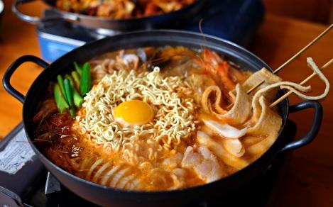 mie korea favorit