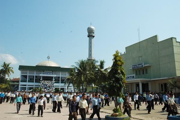 Kulliyyatu-l-Mu'allimin Al-Islamiyyah Gontor Putra