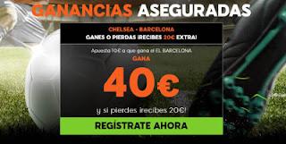 888sport ganancias aseguradas Chelsea vs Barcelona 20 febrero