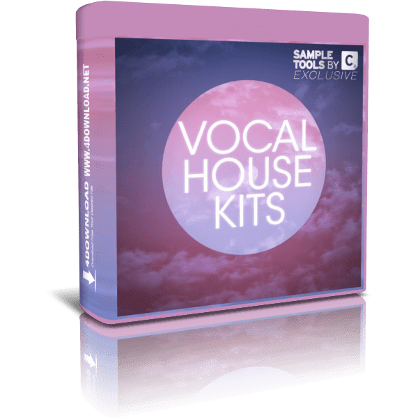 Sample Tools by Cr2 - Vocal House Kits