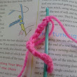 Tying Knots in Yarn with Sticks...