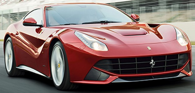 Information About The Advantages and Specifications of Cars F12 Berlinetta