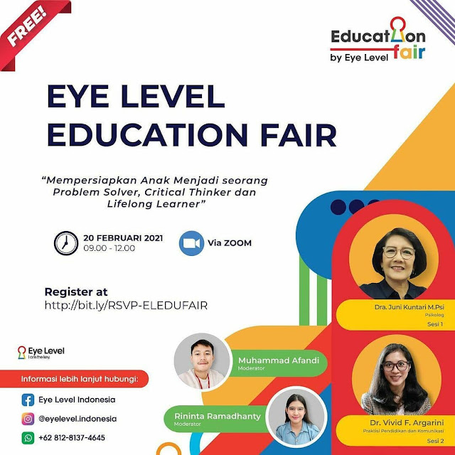 vivid f argarini eye level education indonesia