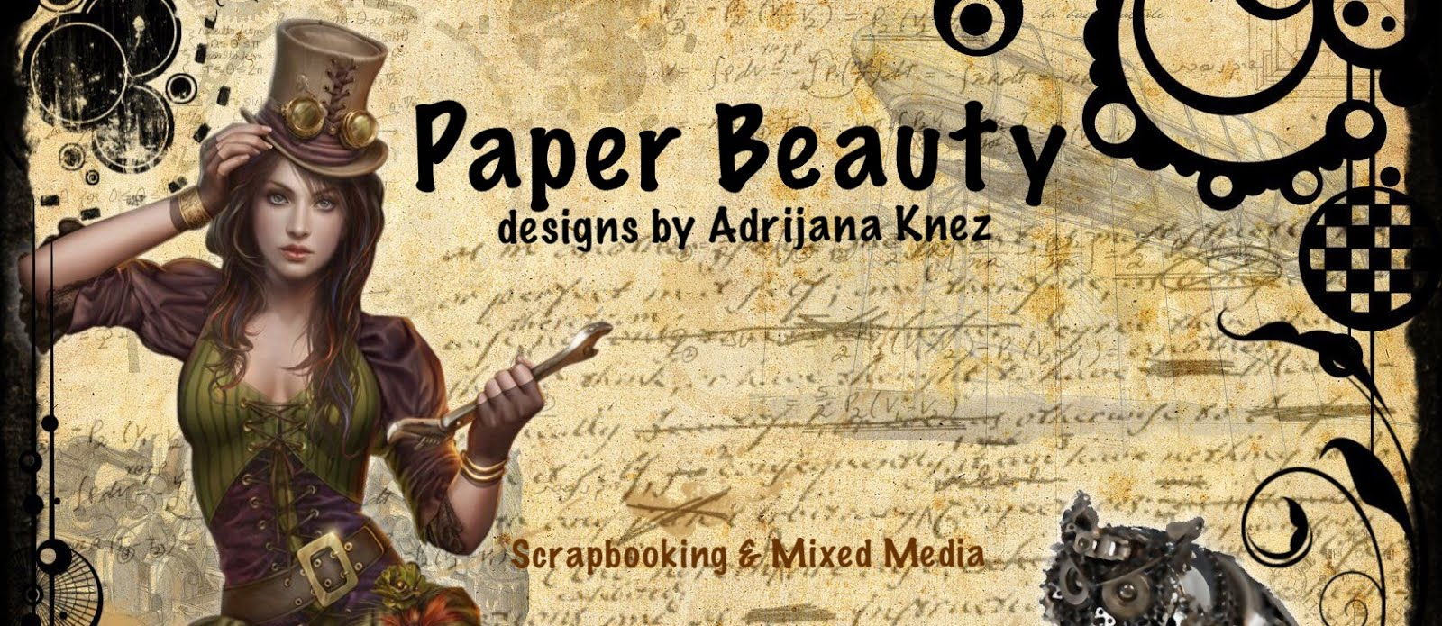 Paper Beauty AK