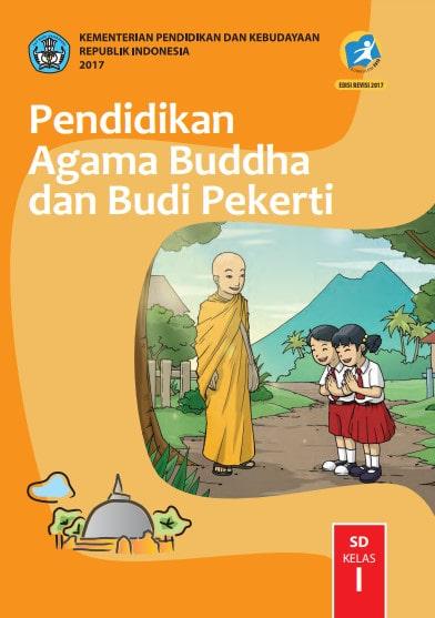 Buku Siswa Pendidikan Agama Buddha Kelas 1 Revisi 2017 Kurikulum 2013
