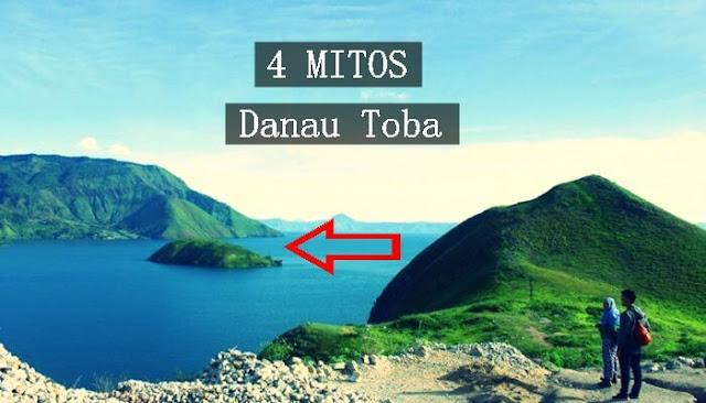 mitos tentang danau toba