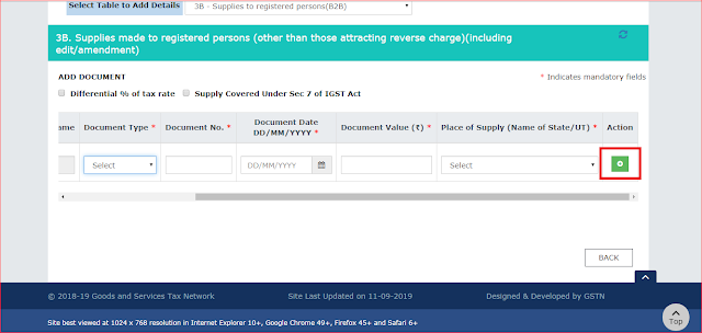 How to upload the online invoice in the new GST return process