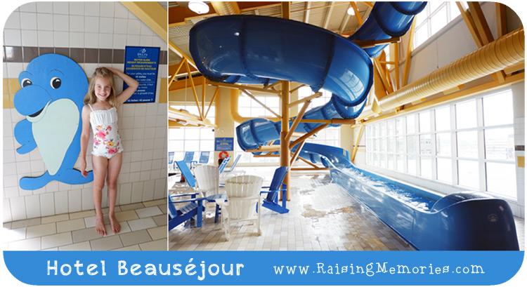 Raising Memories Fun Family Friendly Hotel Delta Beauséjour In