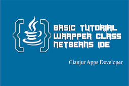 Belajar Menggunakan Wrapper Class pada Java