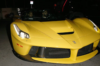 Drake Acquires New $7M Ferrari LA Ferrari Sports Car$ (Photos)